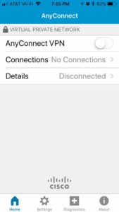 OpenConnect iOS using TorGuard (AnyConnect iOS)