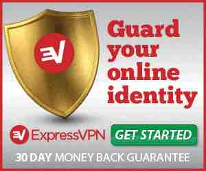 Guard your Identiy with your ExpresVPN download.