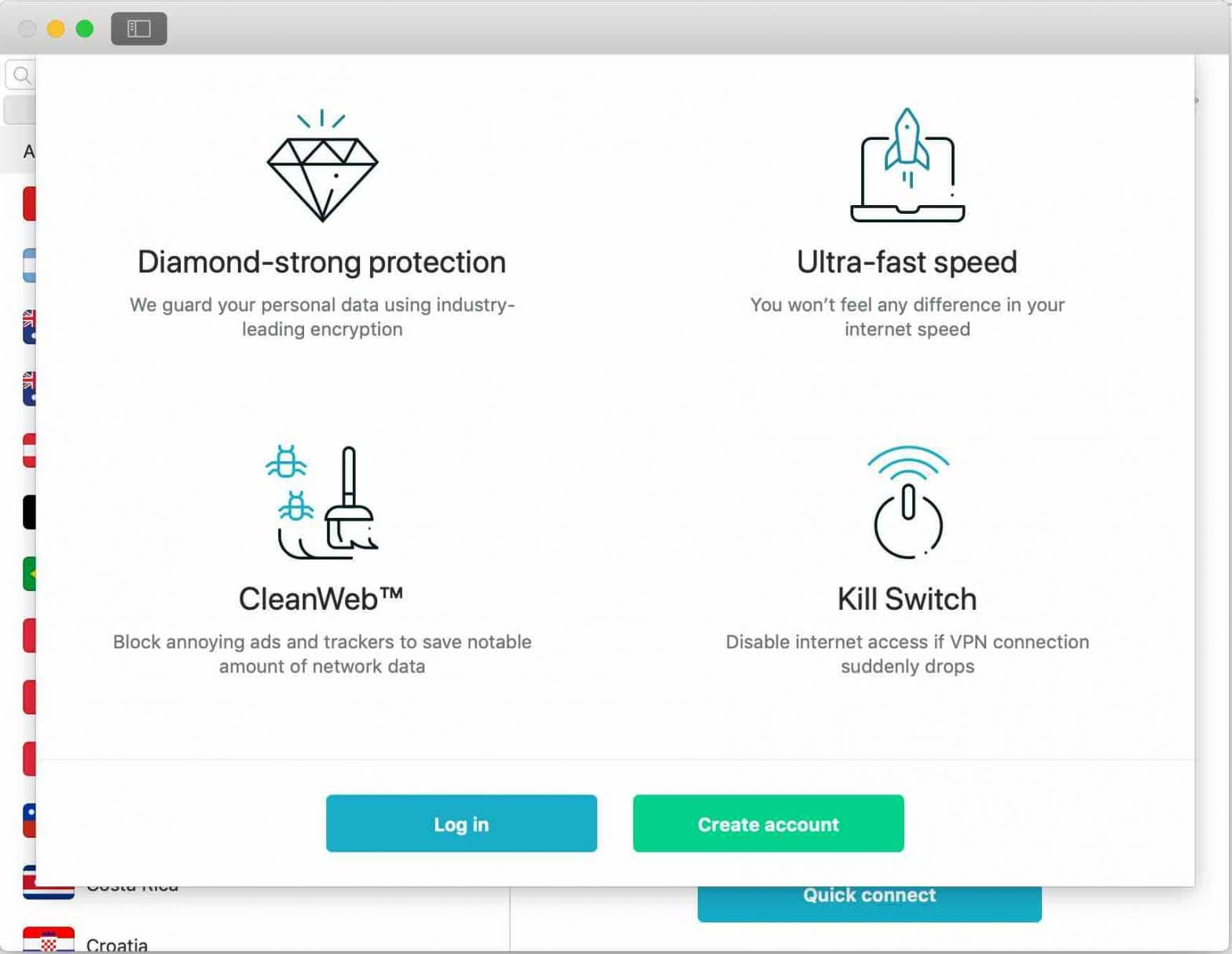 Connect to Surfshark for Secure Internet - I Want My VPN