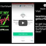 Install Surfshark VPN on iOS iPhone