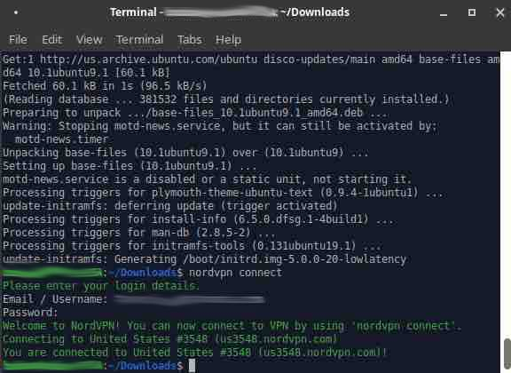 Best VPN for Linux? Install NordVPN on Ubuntu