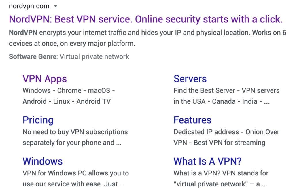 NordVPN vs Private VPN