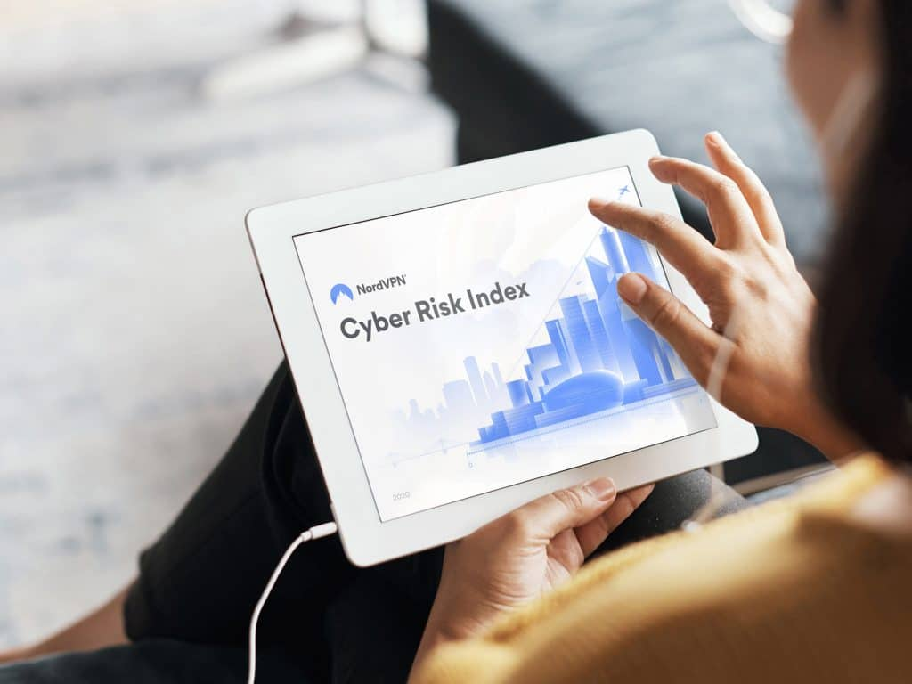 Learn about the NordVPN Cyber Risk Index