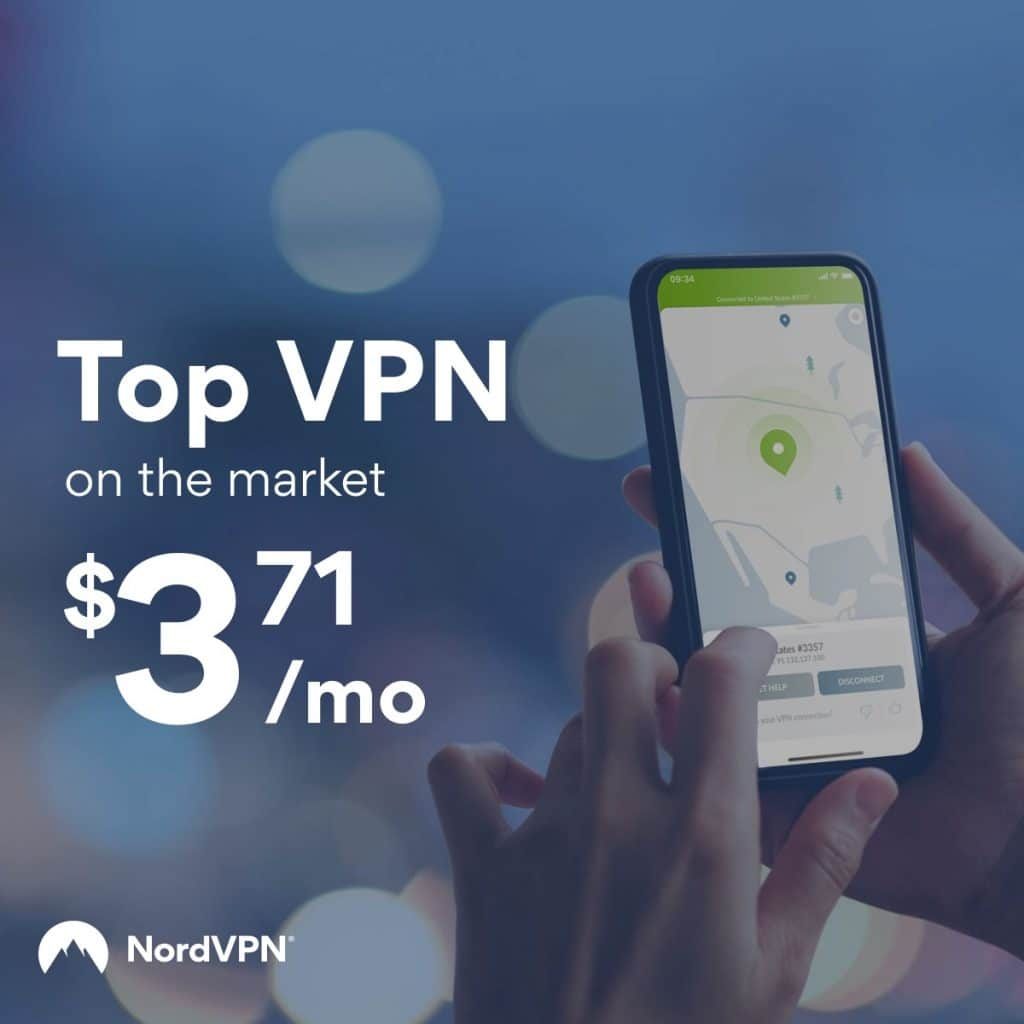 Get the best VPN for $3.71 per month
