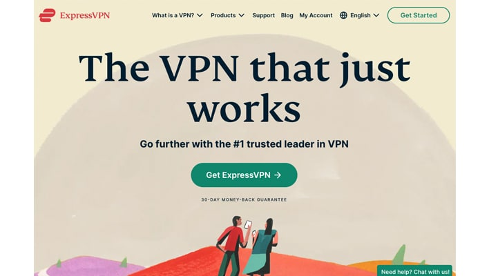 Kape Technologies owns ExpressVPN. If you still want to buy ExpressVPN, use our link.